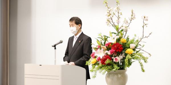 豊橋歯科衛生士専門学校 入学式